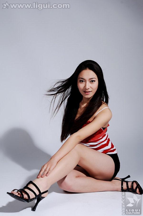 [Ligui丽柜]2009.07.13 健身女教练的幸福生活 Model 唐静[32P/19.4M]